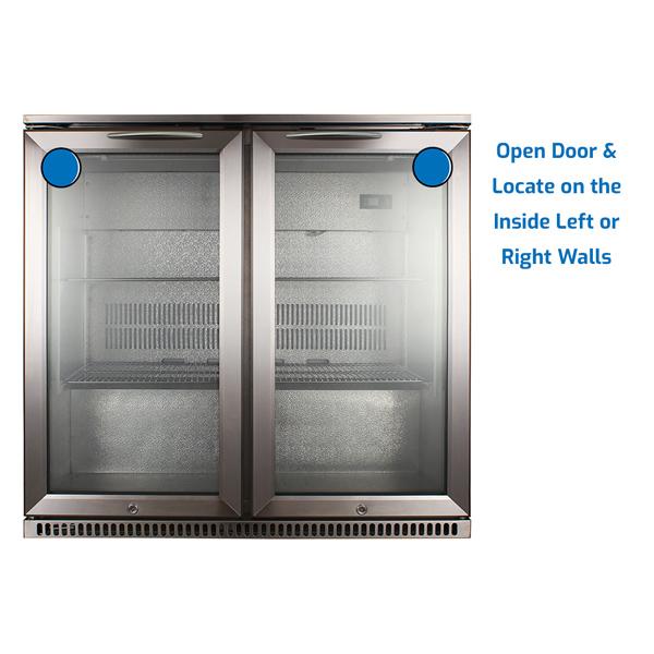 Alfresco Refrigerator Under Counter