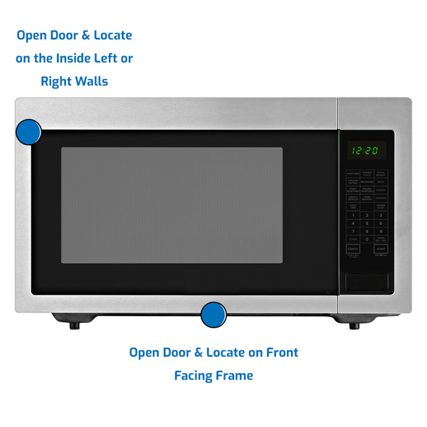 Amana Countertop Microwave