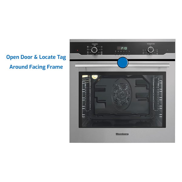 Blomberg Wall Oven Electric