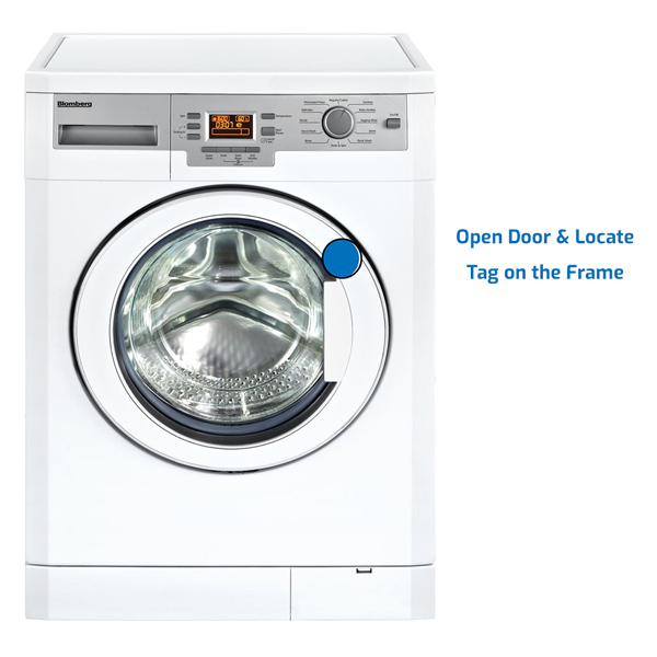 Blomberg Washer Front Load