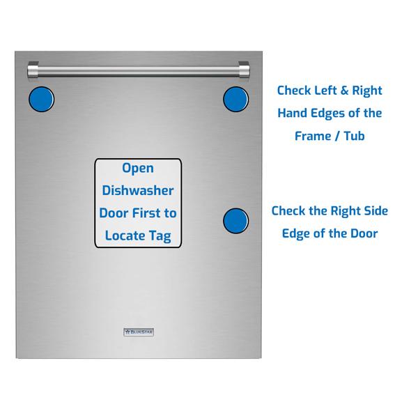 Blue Star Dishwasher