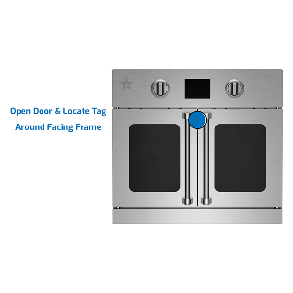 Blue Star Wall Oven Electric