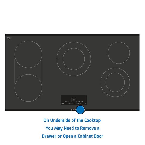 Bosch Cooktop Electric