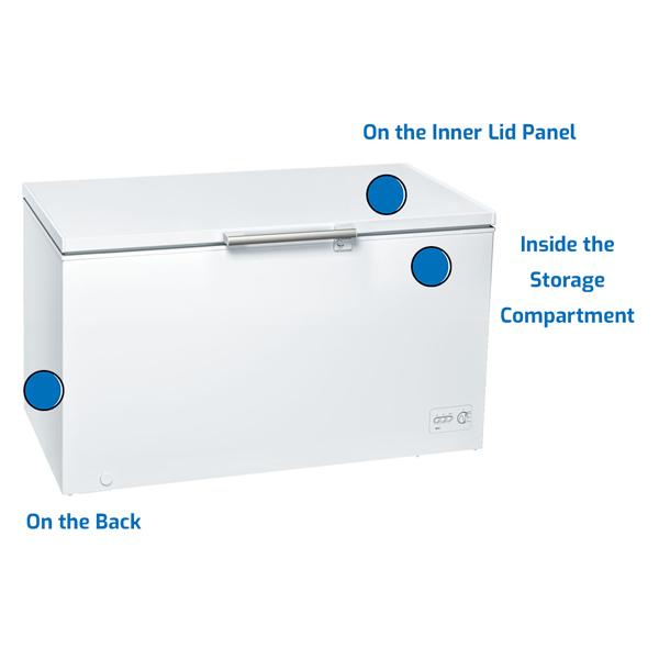 Bosch Freezer Chest