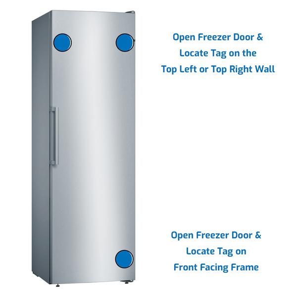 Bosch Freezer Upright
