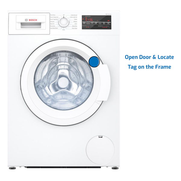Bosch Washer Front Load