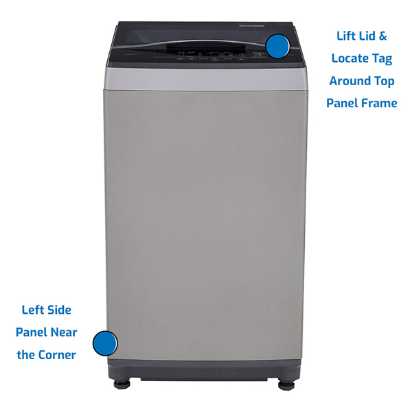 Bosch Washer Top Load