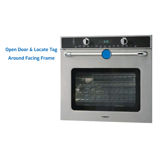 Capital Wall Oven Electric