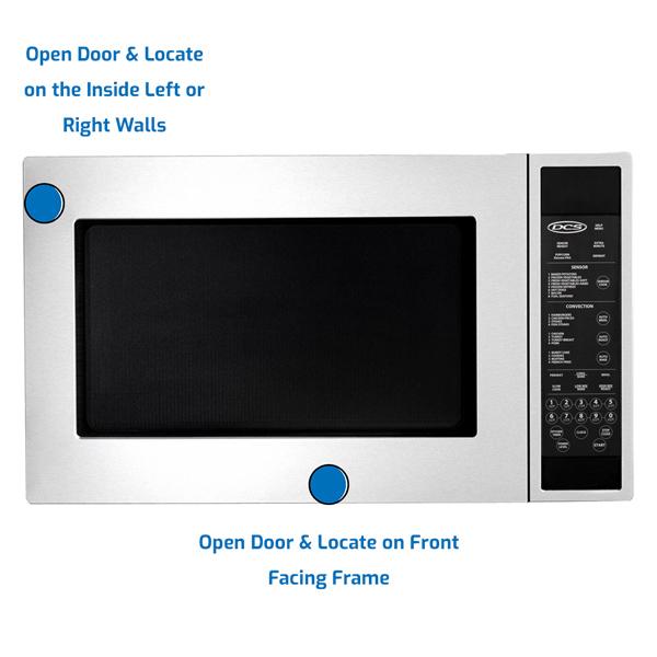 DCS Microwave Countertop