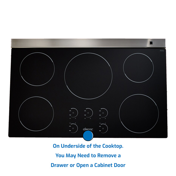 Dacor Cooktop Electric