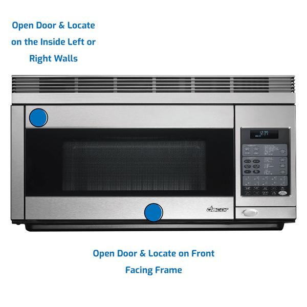 Dacor Microwave Over the Range