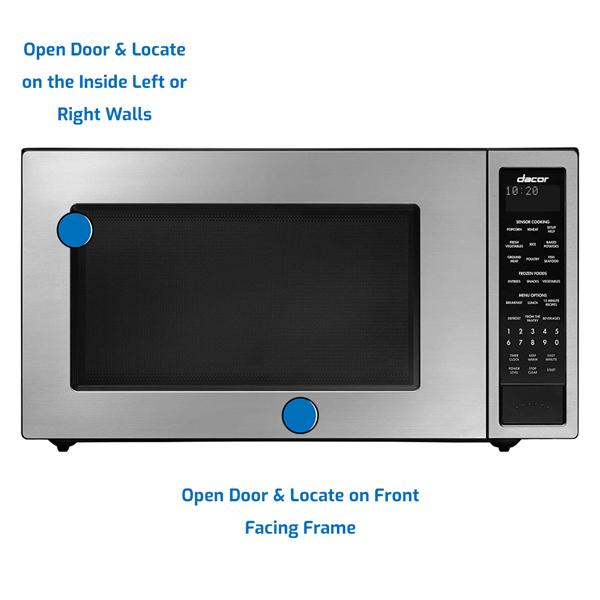 Dacor Microwave Countertop