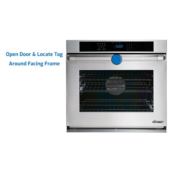 Dacor Wall Oven Electric
