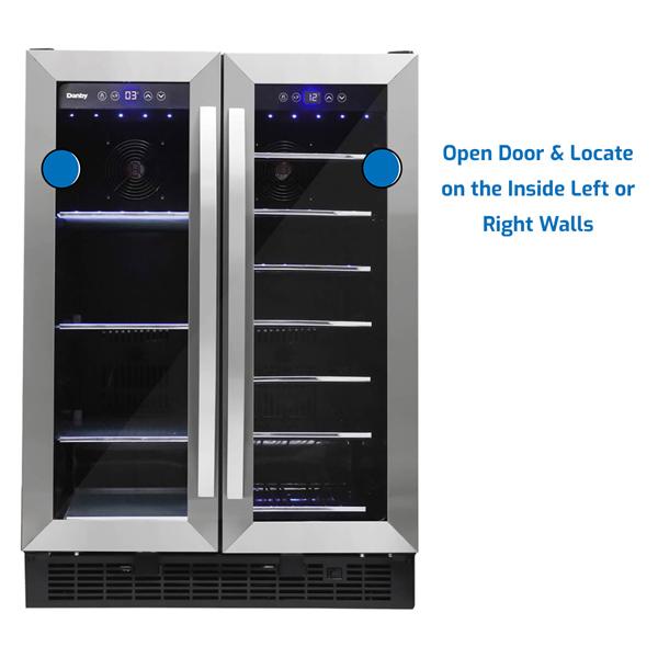 Danby Refrigerator Under Counter