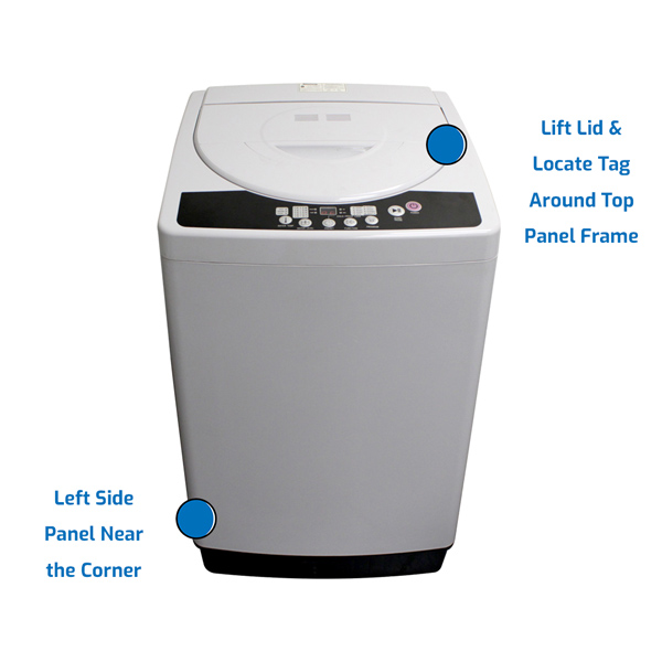 Danby Washer Top Load