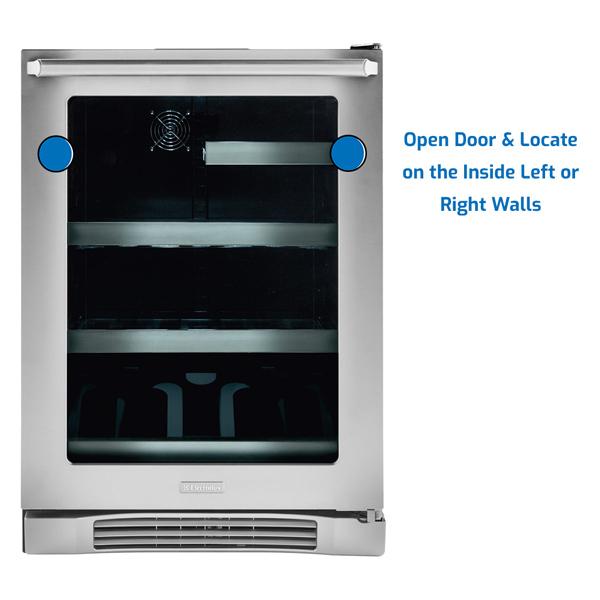Electrolux Refrigerator Under Counter
