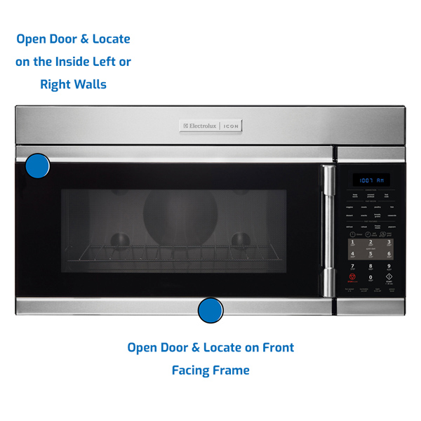 Electrolux Microwave Over the Range