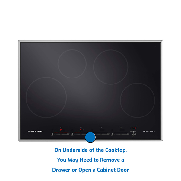 Fisher and Paykel Cooktop Electric