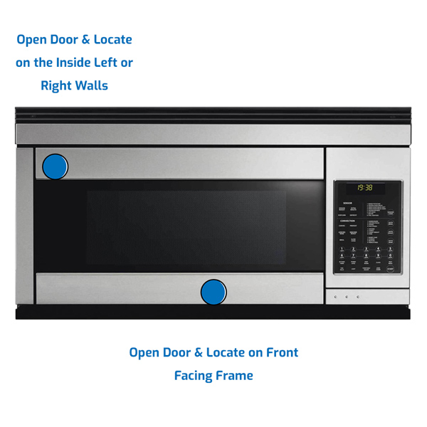 Fisher and Paykel Microwave Over the Range