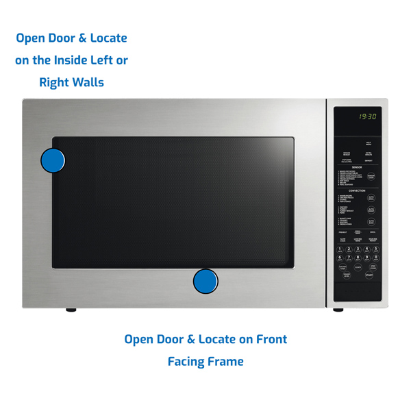 Fisher and Paykel Microwave