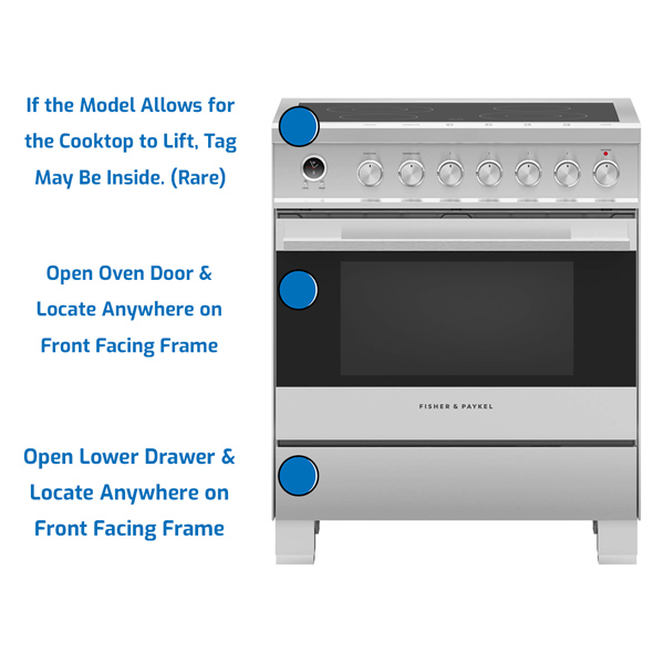 Fisher and Paykel Range Electric
