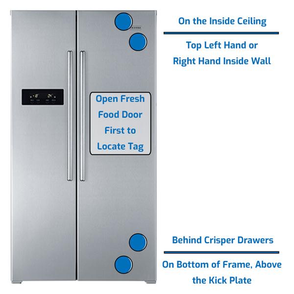 Franke Refrigerator Side by Side
