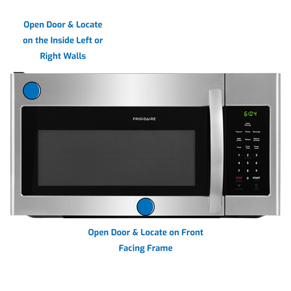Frigidaire Microwave Over the Range