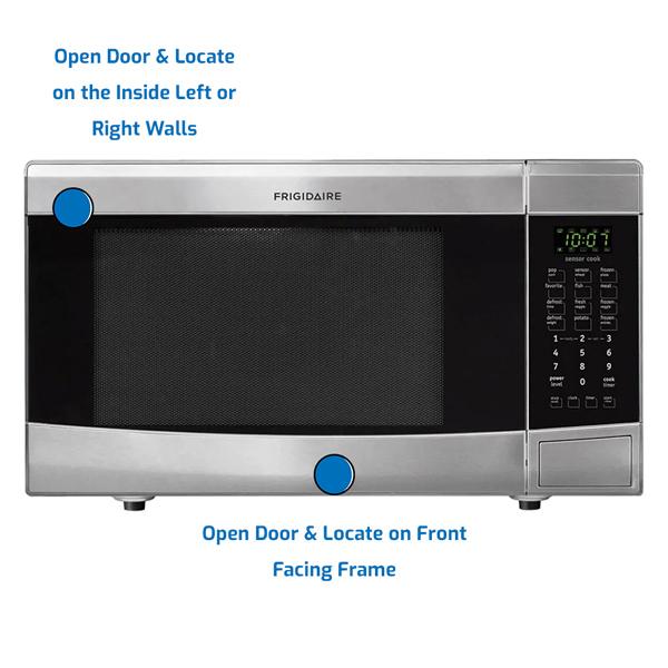 Frigidaire Microwave Countertop