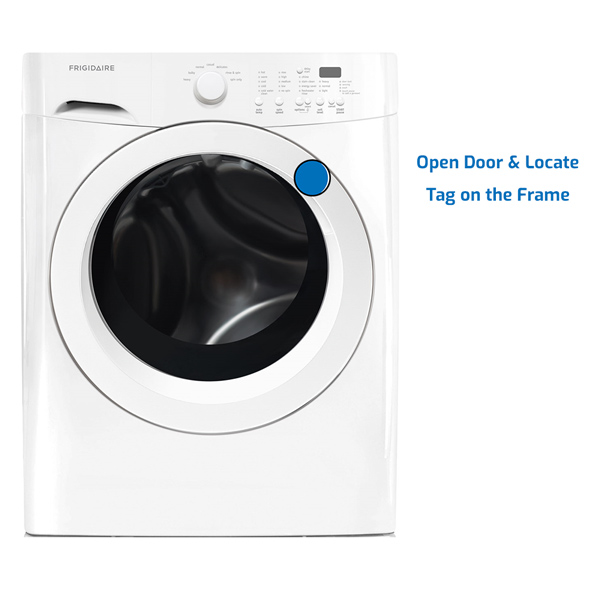 Frigidaire Washer Front Load