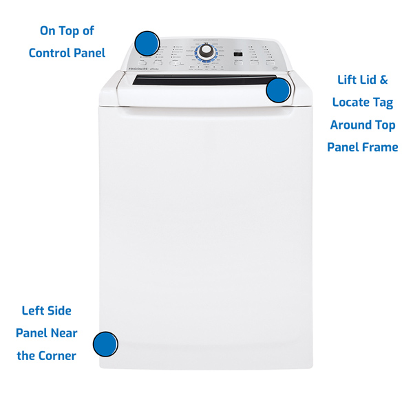 Frigidaire Washer Top Load