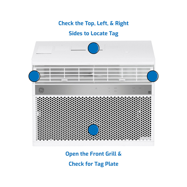 GE General Electric Air Conditioner