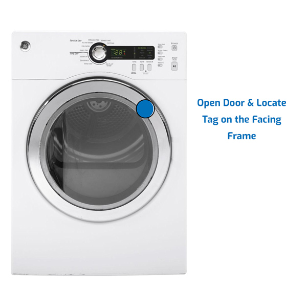 GE General Electric Dryer