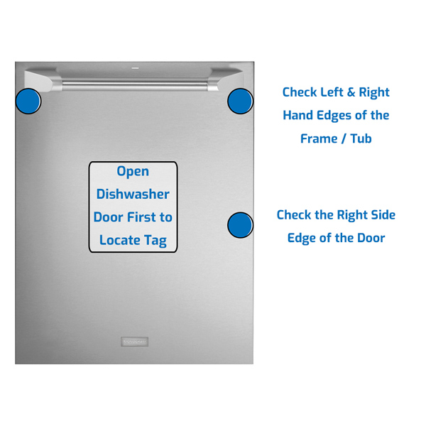 GE Monogram Dishwasher
