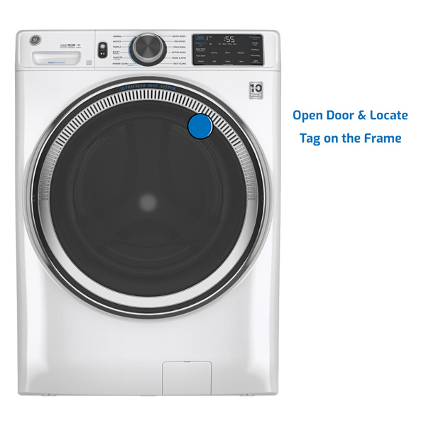 GE General Electric Washer Front Load