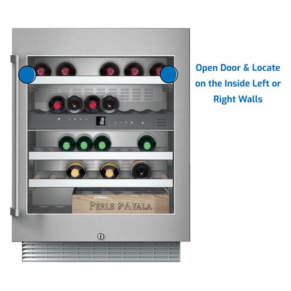 Gaggenau Refrigerator Under Counter