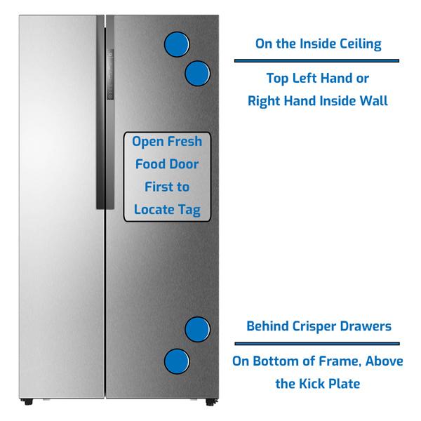 Haier Refrigerator Side by Side