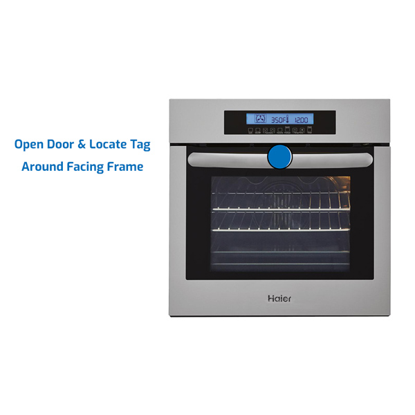 Haier Wall Oven Electric