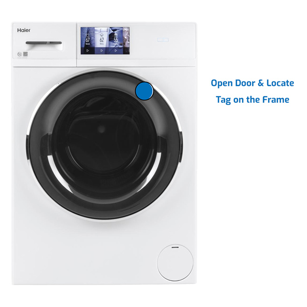 Haier Washer Front Load