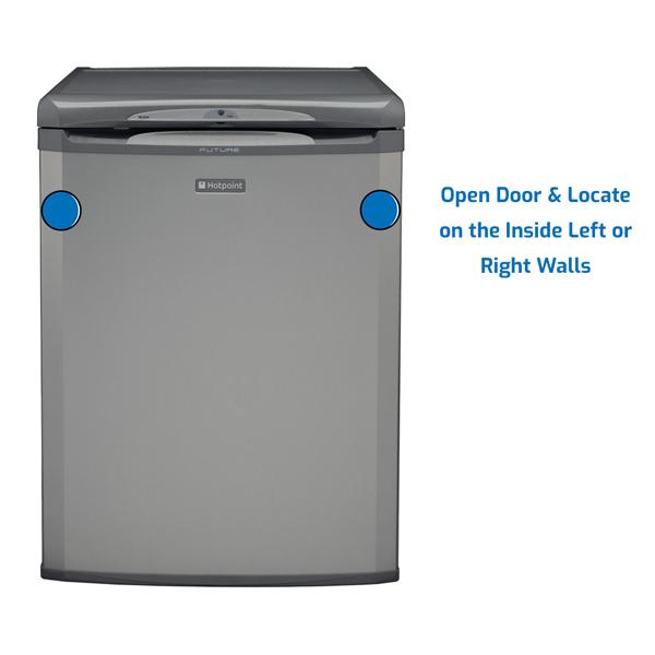 Hotpoint Refrigerator Under Counter