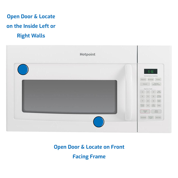 Hotpoint Microwave Over the Range