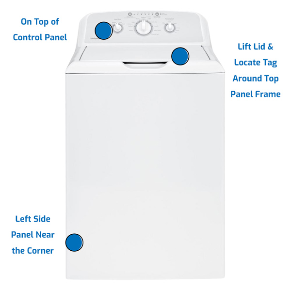 Hotpoint Washer Top Load