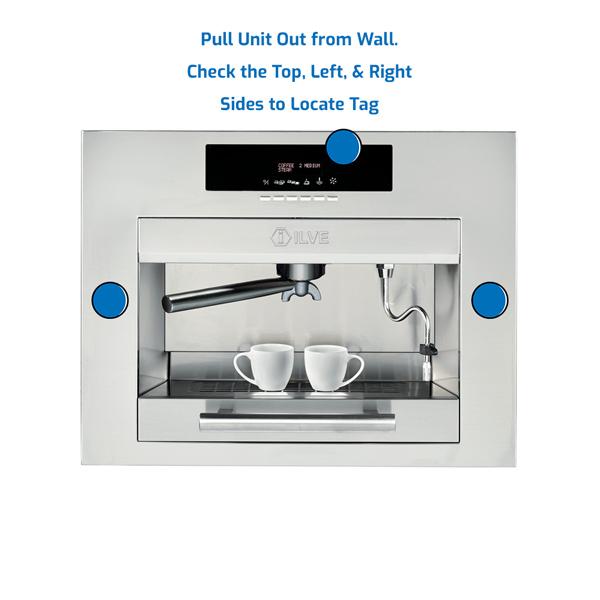 Ilve Coffee Machine