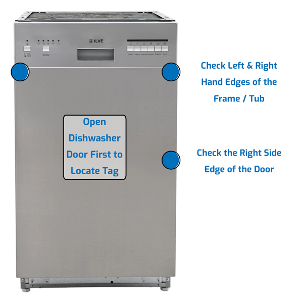 Ilve Dishwasher
