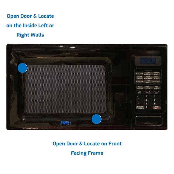 Inglis Microwave Countertop