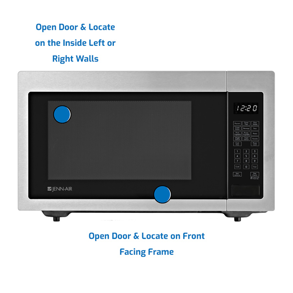 Jenn-Air Microwave Countertop