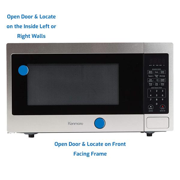 Kenmore Microwave Countertop