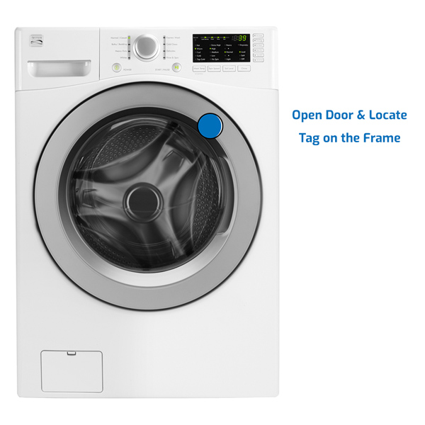 Kenmore Washer Front Load