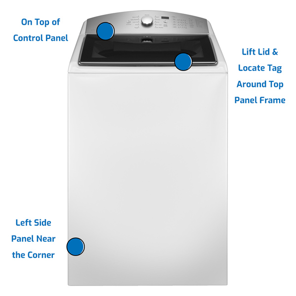 Kenmore Washer Top Load