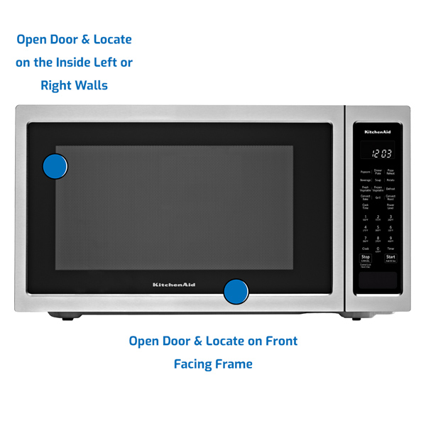 KitchenAid Microwave Countertop