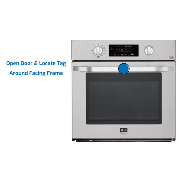 LG Wall Oven Electric
